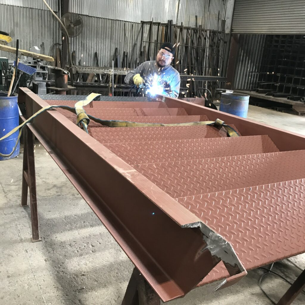 Custom Metal Fabrication Franklin
